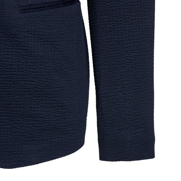 Classic blue blazer                                                                                                                                    EMPORIO ARMANI