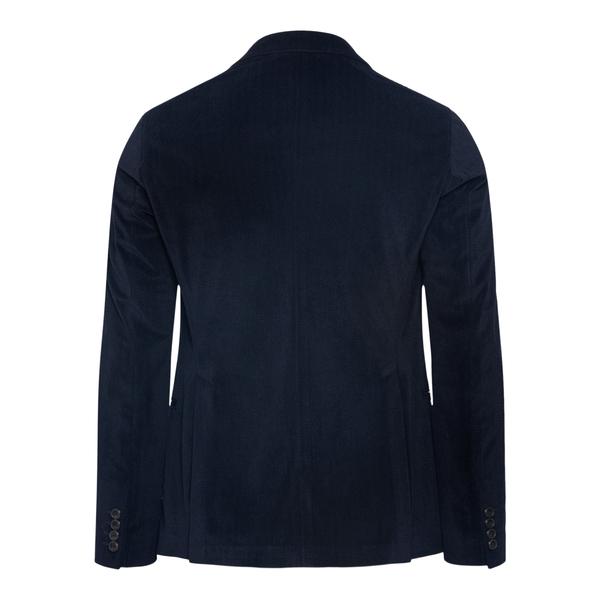 Blazer blu in design classico                                                                                                                          EMPORIO ARMANI                                     EMPORIO ARMANI