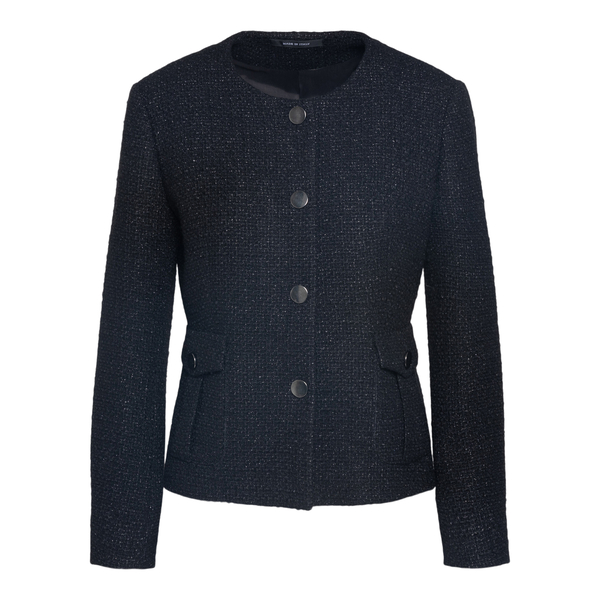 Crewneck jacket                                                                                                                                       Tagliatore BELLE back