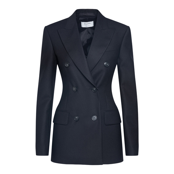 Double-breasted jacket                                                                                                                                Sportmax CANORE back