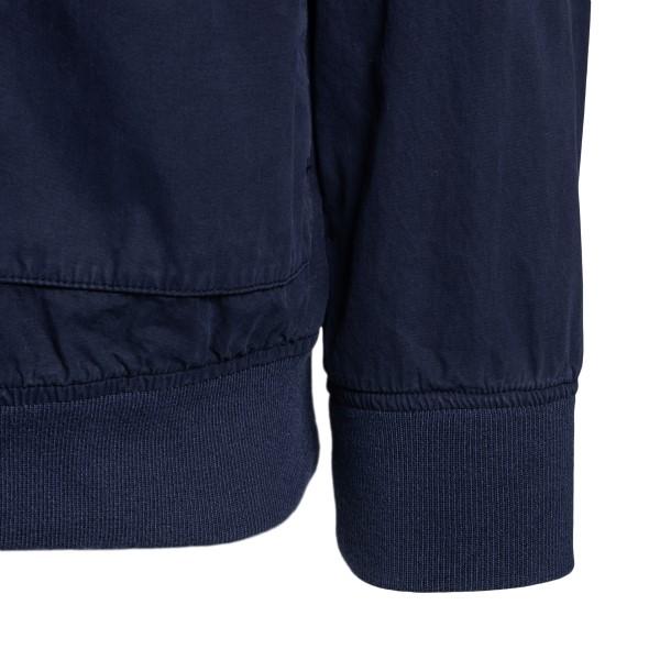 Blue jacket with pockets                                                                                                                               ASPESI