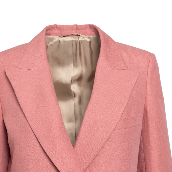 Giacca rosa a doppiopetto                                                                                                                              BLAZE                                              BLAZE