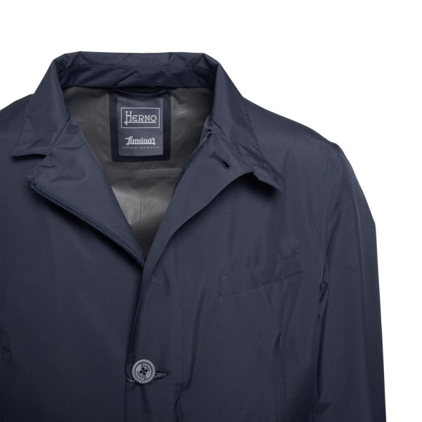 Blue jacket with buttons                                                                                                                               HERNO