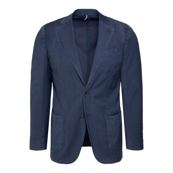 Blazer blu classico                                                                                                                                    SANTANIELLO                                        SANTANIELLO