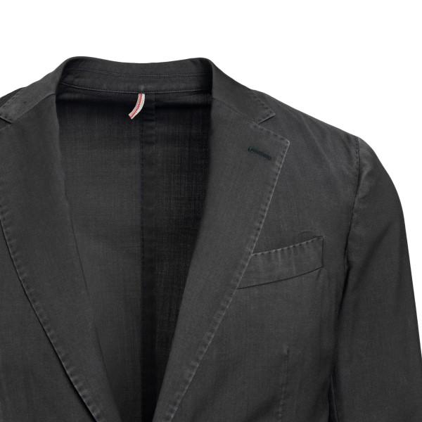 Classic black blazer                                                                                                                                   SANTANIELLO