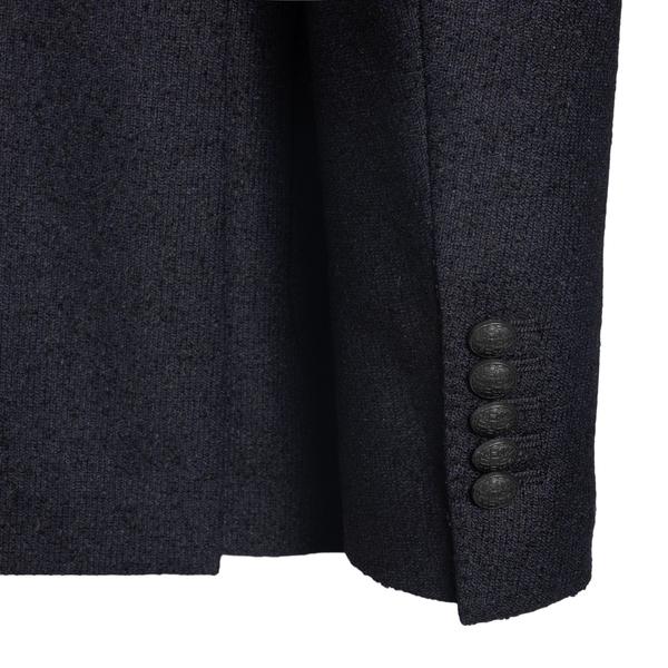 Blazer nero con bottoni doppiopetto                                                                                                                    TAGLIATORE TAGLIATORE