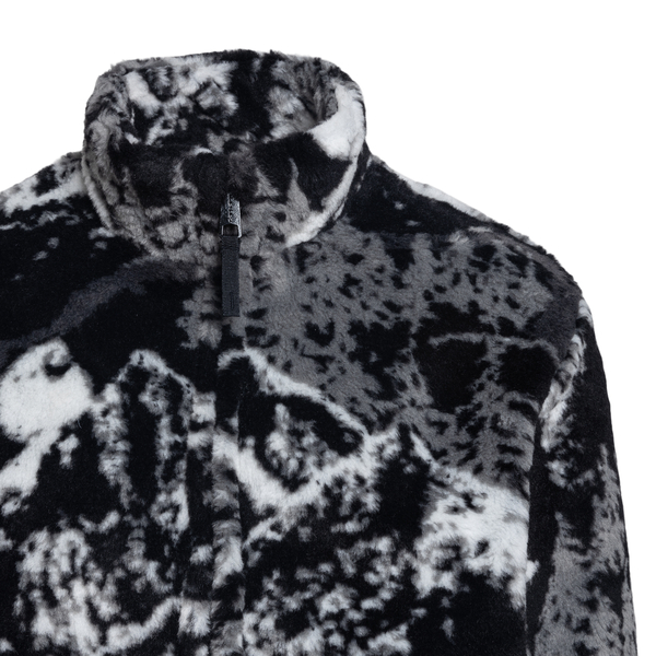 Giacca bianca e nera effetto pelliccia                                                                                                                 CARHARTT CARHARTT