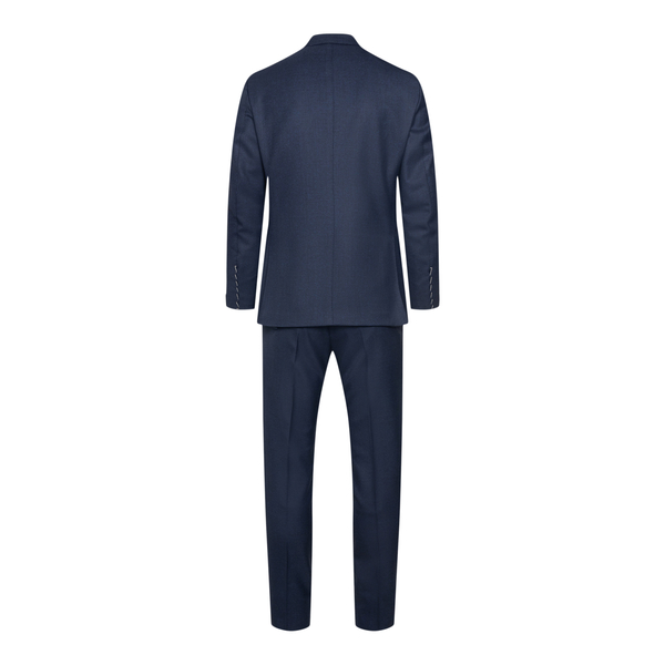 Completo elegante blu a doppiopetto                                                                                                                    CARUSO                                             CARUSO