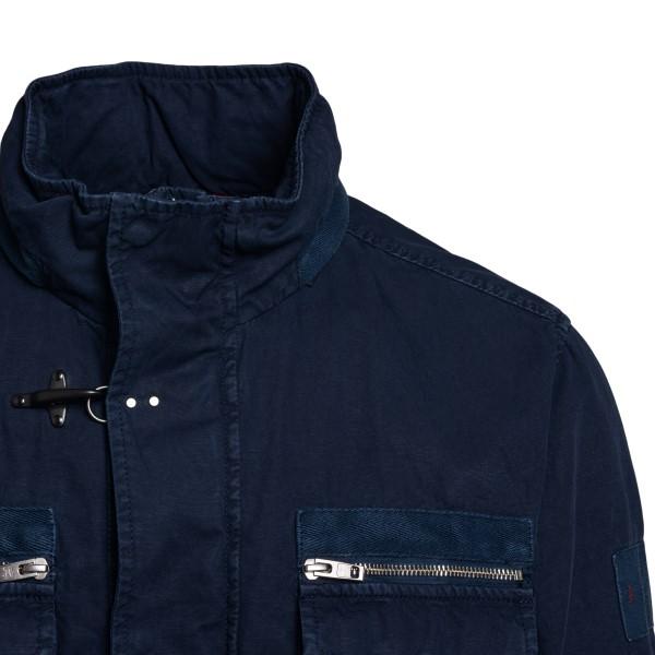 Dark blue jacket with hook                                                                                                                             FAY