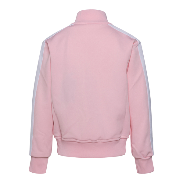 Felpa rosa con logo sul petto                                                                                                                          PALM ANGELS                                        PALM ANGELS