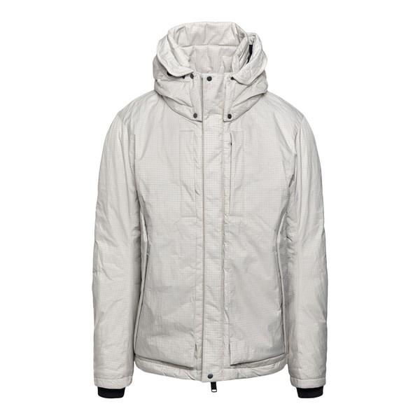 White sports jacket with back pocket                                                                                                                  Krakatau QM274 front