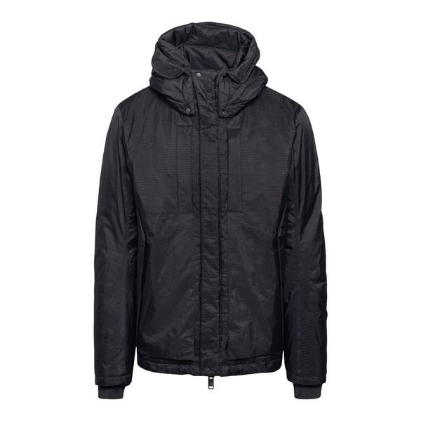 Black sports jacket with back pocket                                                                                                                  Krakatau QM274 front