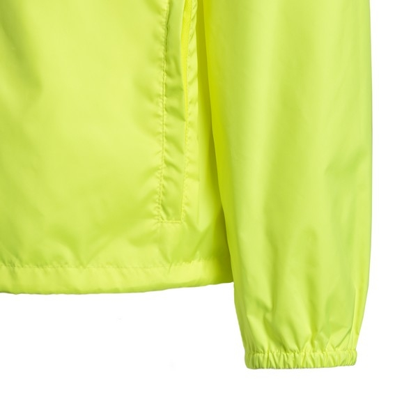 Fluo nylon jacket with logo                                                                                                                            VALENTINO