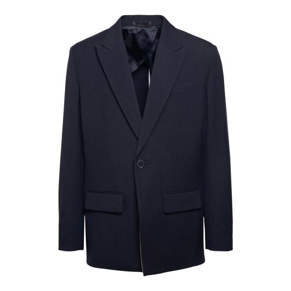 Classic black blazer                                                                                                                                  Valentino VV0CEC60 back