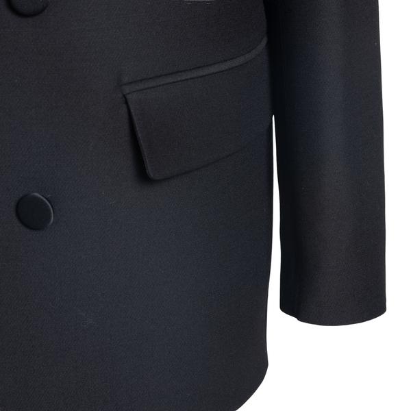 Blazer nero elegante                                                                                                                                   VALENTINO VALENTINO