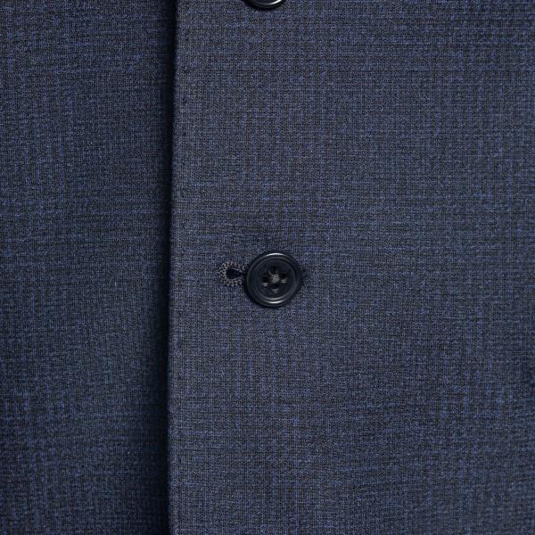 Classic vest in blue                                                                                                                                   EMPORIO ARMANI