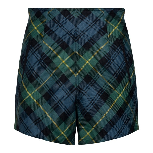 Checked shorts                                                                                                                                        Philosophy 0302 back