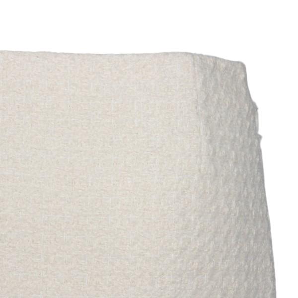 Minigonna bianca con intreccio                                                                                                                         BLUMARINE BLUMARINE