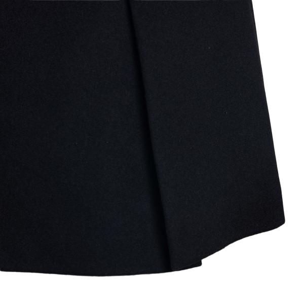 Black mini skirt                                                                                                                                       EMPORIO ARMANI