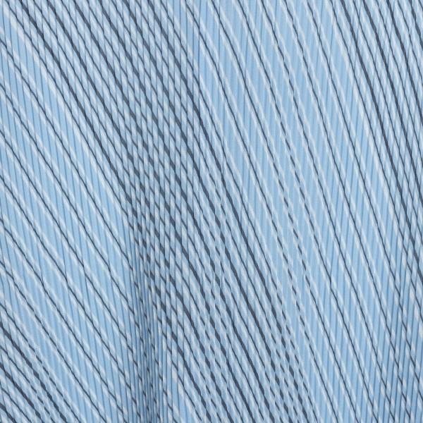 Light blue striped midi skirt                                                                                                                          GANNI