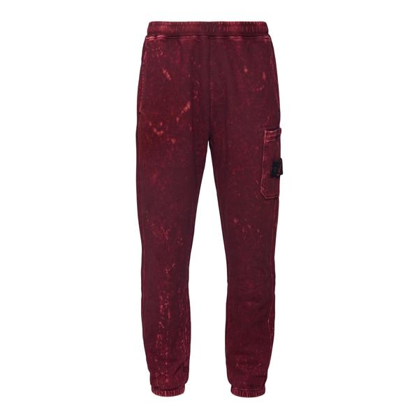 Pantaloni jogging tie dye                                                                                                                              STONE ISLAND                                       STONE ISLAND
