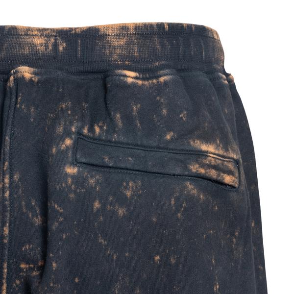 Pantaloni blu con macchie arancioni                                                                                                                    STONE ISLAND STONE ISLAND