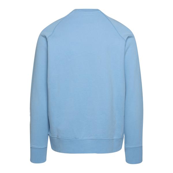 Light blue sweatshirt with Tennis print                                                                                                                CASABLANCA