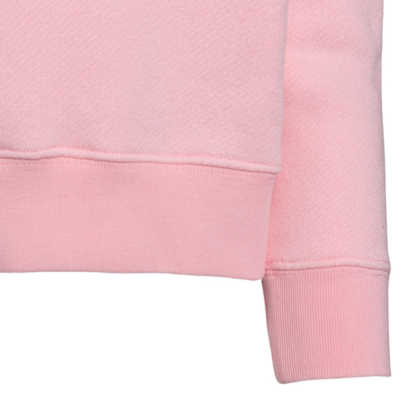 Pink sweatshirt with teddy bear print                                                                                                                  PALM ANGELS
