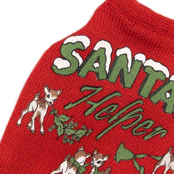 Cappottino rosso natalizio per cani e gatti                                                                                                            PHILOSOPHY                                         PHILOSOPHY