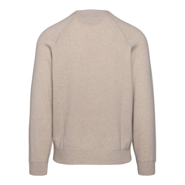Beige sweater                                                                                                                                          BRUNELLO CUCINELLI