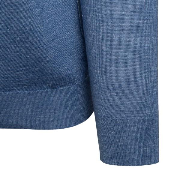 Light blue sweater                                                                                                                                     ZEGNA