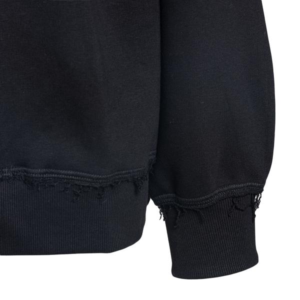 Black swan print sweatshirt                                                                                                                            MISBHV