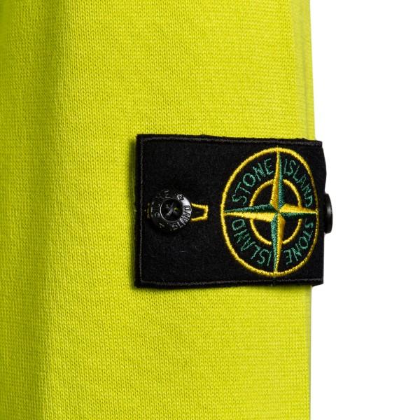 Maglione verde con patch logo                                                                                                                          STONE ISLAND                                       STONE ISLAND