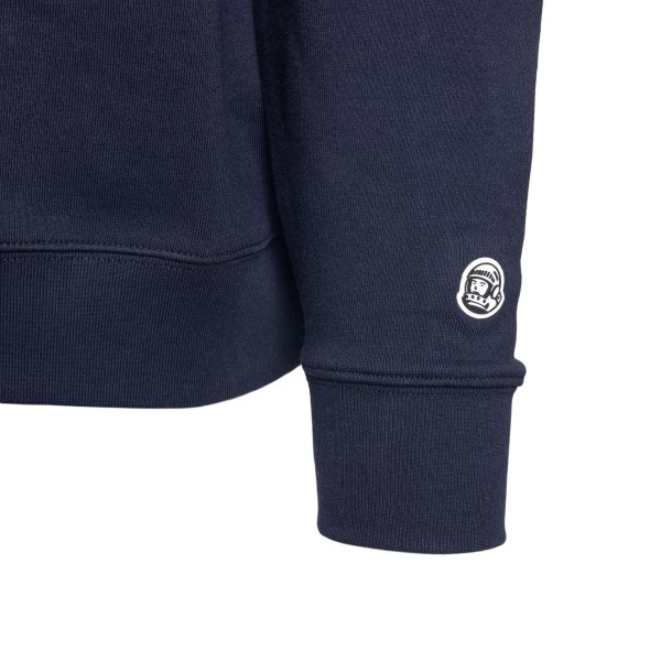Blue sweatshirt with logo print                                                                                                                        BILLIONAIRE BOYS CLUB