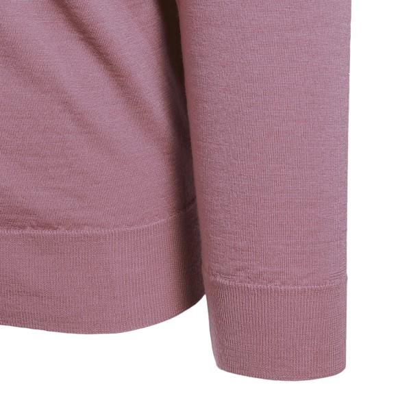 Cardigan leggero rosa cipria                                                                                                                           JOHN SMEDLEY                                       JOHN SMEDLEY