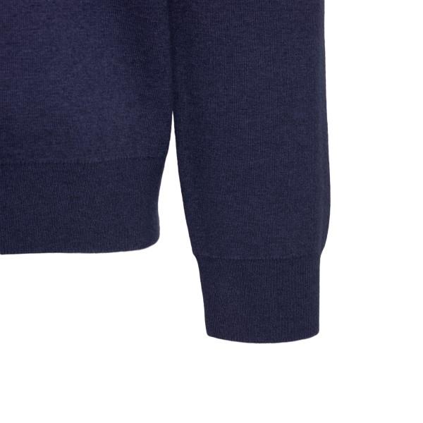 Maglione blu con ricamo tigre                                                                                                                          KENZO                                              KENZO