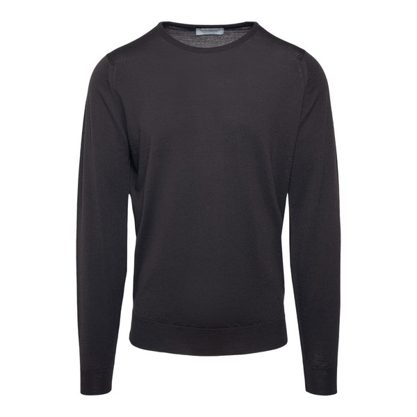 Crewneck pullover                                                                                                                                     John smedley LUNDY front