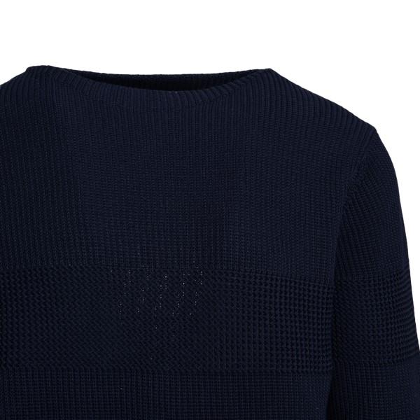 Classic blue sweater                                                                                                                                   BALLANTYNE