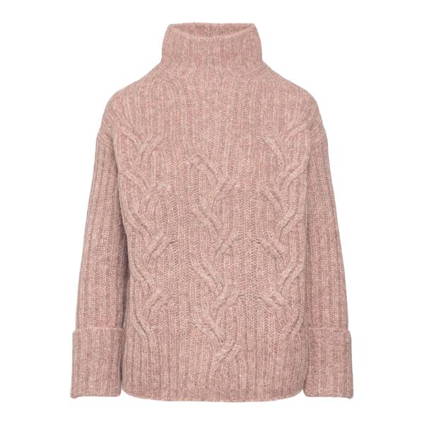 Turtleneck sweater                                                                                                                                    Vince V7842 back