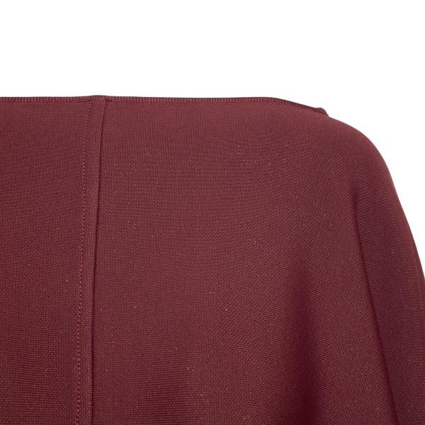 Mantella asimmetrica rossa                                                                                                                             VALENTINO                                          VALENTINO