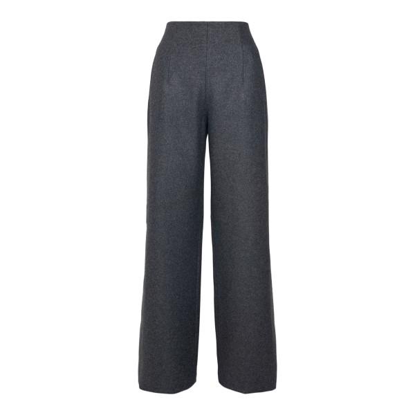 Pantaloni ampi grigi                                                                                                                                  Alberta Ferretti 0312 retro