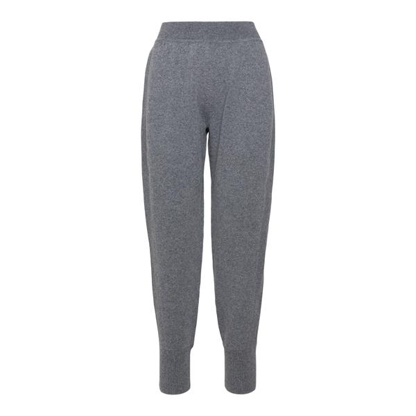 Soft grey pants                                                                                                                                       Alberta Ferretti 0380 back