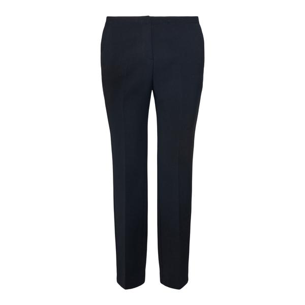 Pantaloni neri svasati                                                                                                                                Versace 1001729 retro
