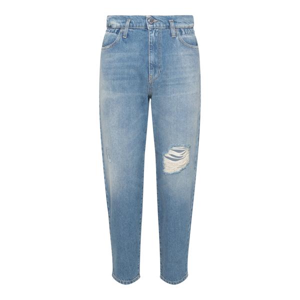 Jeans chiari in effetto sbiadito                                                                                                                      Pinko 1J10PE retro