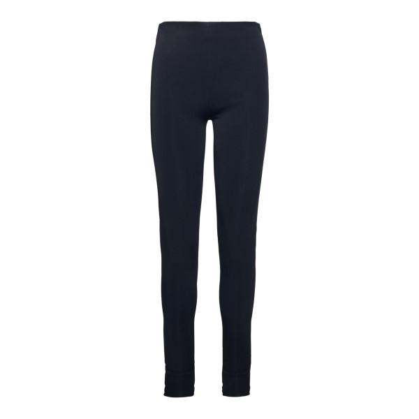 Black leggings with stirrups                                                                                                                          Prada 32121 front