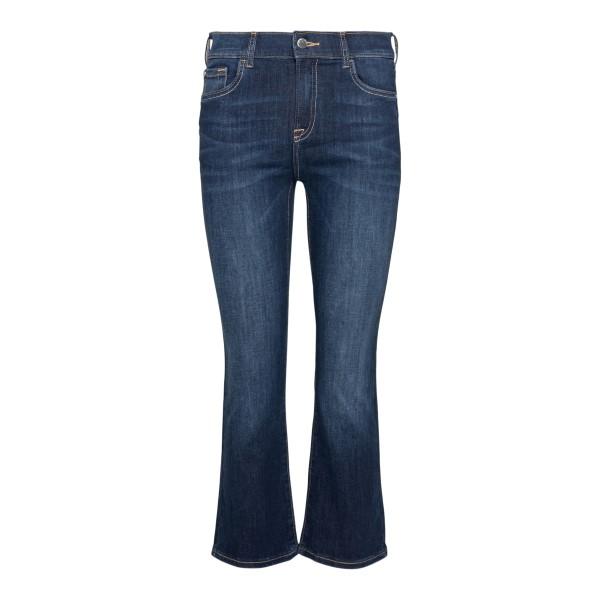 Jeans blu a gamba svasata                                                                                                                             Emporio Armani 3K2J44 retro