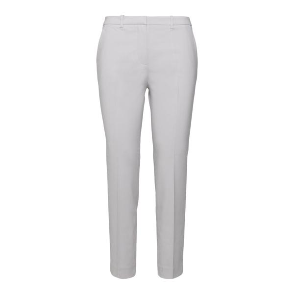 Elegant white trousers with crease                                                                                                                    Emporio Armani 3K2P63 back