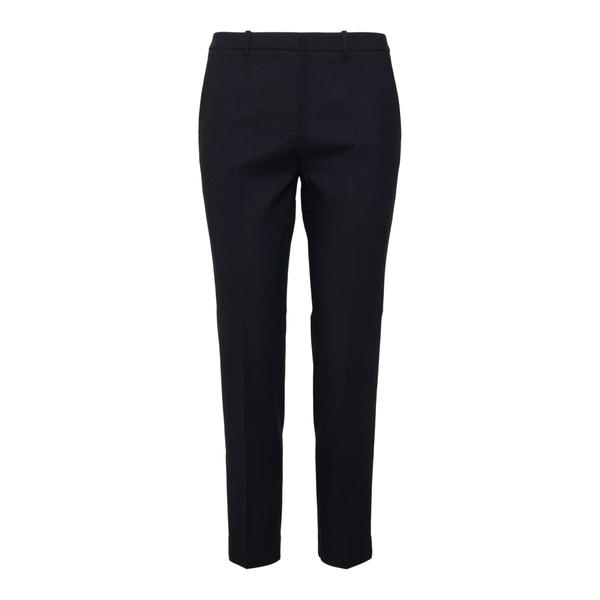Elegant black trousers with crease                                                                                                                    Emporio Armani 3K2P63 back