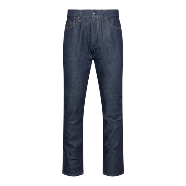 Dark blue denim jeans                                                                                                                                 Levi's 56497_1 back