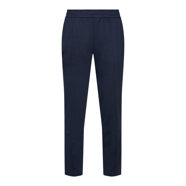 Jogging trousers with seams                                                                                                                           Emporio Armani 6K1PA1 back